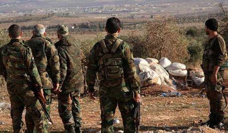Nguy co dung do quan su Syria-Tho Nhi Ky o Al-Bab - Anh 1