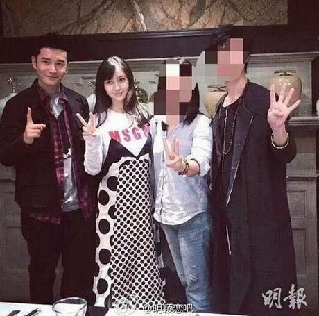 Huynh Hieu Minh - Angelababy luc lanh nhat khi man nong - Anh 2