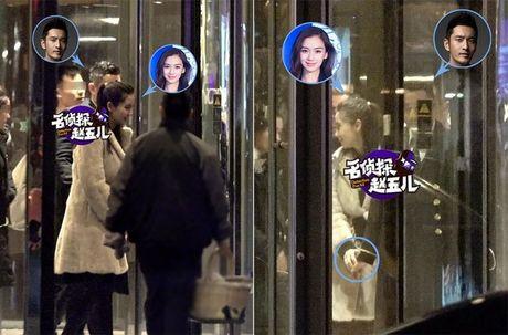 Huynh Hieu Minh - Angelababy luc lanh nhat khi man nong - Anh 3
