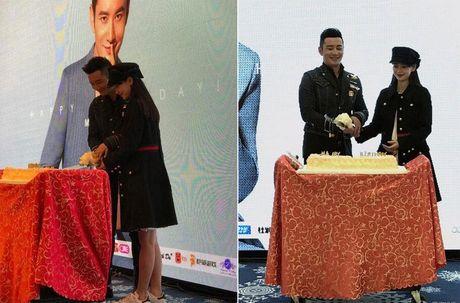 Huynh Hieu Minh - Angelababy luc lanh nhat khi man nong - Anh 4