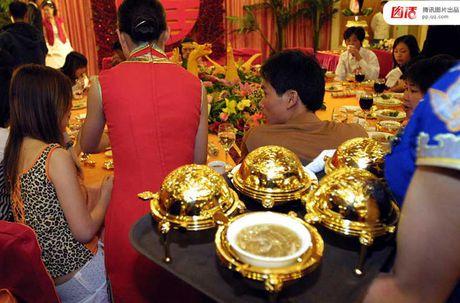 Nhung dam cuoi xa hoa o Trung Quoc - Anh 1