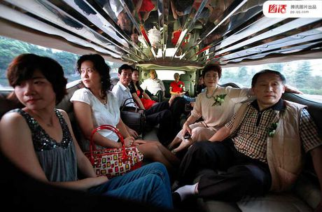 Nhung dam cuoi xa hoa o Trung Quoc - Anh 6