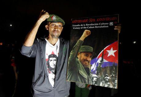 Chum anh the gioi tuong nho lanh tu Cuba Fidel Castro - Anh 3