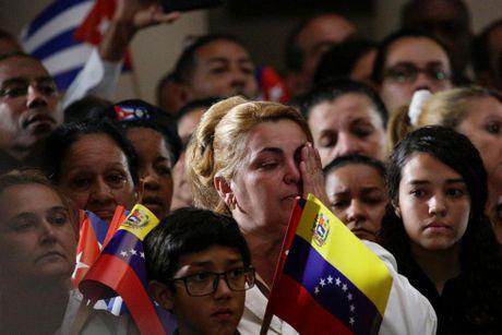 Chum anh the gioi tuong nho lanh tu Cuba Fidel Castro - Anh 5