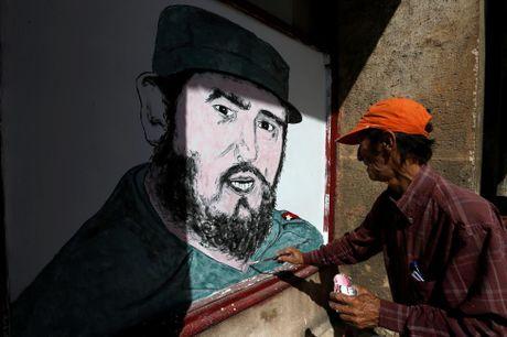 Chum anh the gioi tuong nho lanh tu Cuba Fidel Castro - Anh 9