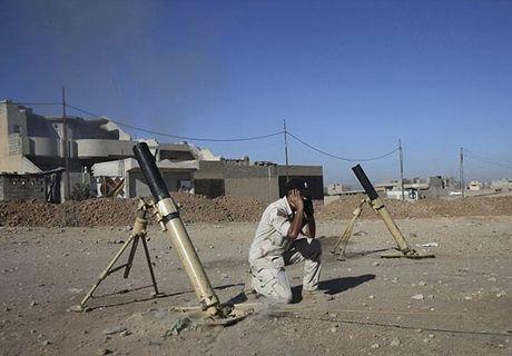 Hinh anh dac nhiem Iraq tien sau vao dong Mosul - Anh 5