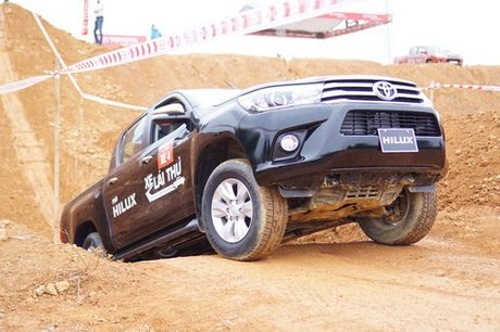 Off-road cung Toyota Hilux 2016 - Anh 6