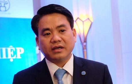 Chu tich Nguyen Duc Chung: Toi san sang gap doanh nghiep ke ca ngay nghi - Anh 1