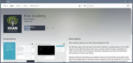 Microsoft cho phep nguoi dung tai ung dung khong can dang nhap - Anh 1