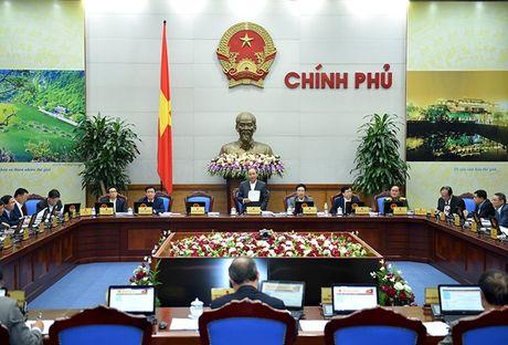 Thu tuong yeu cau thanh vien Chinh phu loi noi phai di doi voi hanh dong - Anh 2