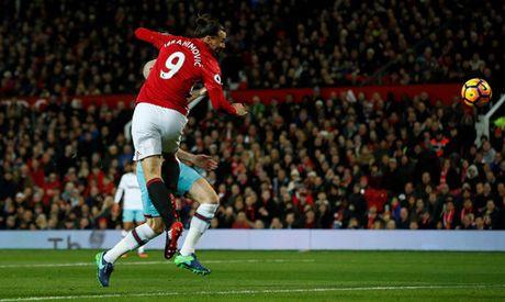Mourinho bi truat quyen chi dao, M.U chi co 1 diem truoc West Ham - Anh 5