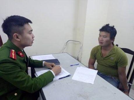 Vu truong cong an phuong bi dam trung co: Loi khai nghi pham - Anh 1