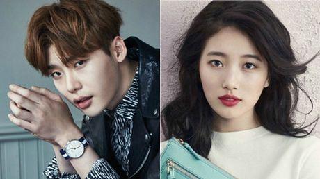 Suzy va Lee Jong Suk tro thanh cap doi man anh moi nhat xu Han - Anh 1