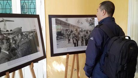 Tong bi thu Nguyen Phu Trong vieng ong Fidel Castro - Anh 5