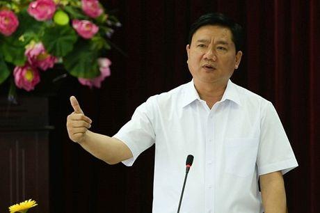 Bi thu Dinh La Thang: Can dam bao PCCC, khong de cho chay moi giai quyet - Anh 1