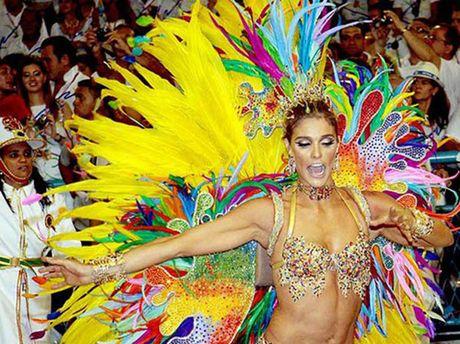 Samba – Vu dieu Brazil boc lua - Anh 1