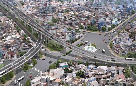 Hon 17.000 ty dong xay duong tren cao tu Thu Duc den Binh Tan - Anh 1
