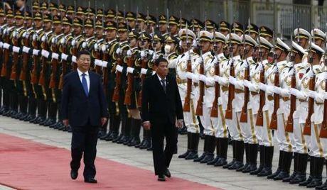 Trung Quoc noi gi ve y dinh tham Bac Kinh lan 2 cua ong Duterte? - Anh 1
