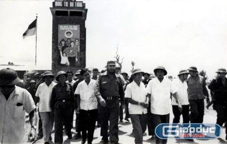 Gap nguoi con gai Quang Tri duoc Chu tich Fidel Castro cuu - Anh 2