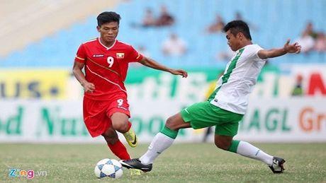 AFF Suzuki Cup 2016: Thai Lan bi Myanmar loai khoi ban ket? - Anh 1