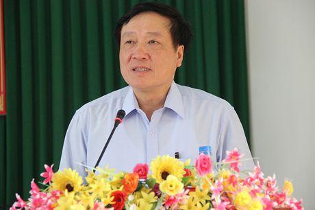 Chanh an TANDTC Nguyen Hoa Binh: Nhan dan phai duoc huong phuc loi xa hoi tot nhat - Anh 1