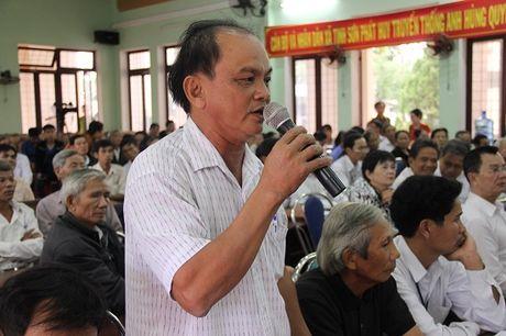 Chanh an TANDTC Nguyen Hoa Binh: Nhan dan phai duoc huong phuc loi xa hoi tot nhat - Anh 2