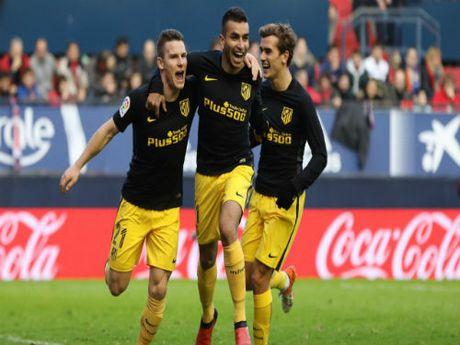 Osasuna – Atletico Madrid: Gian ca chem thot - Anh 1