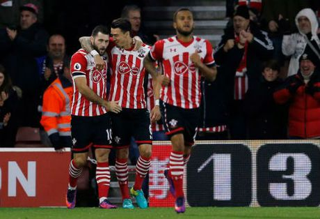 Southampton – Everton: Ra don than toc - Anh 1