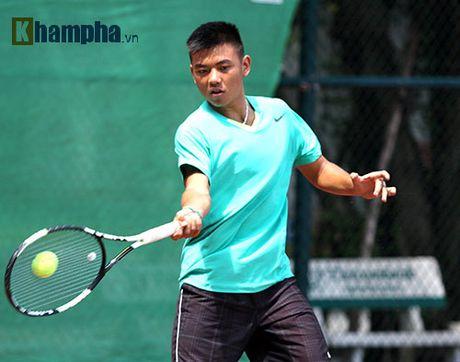 BXH tennis 28/11: Hoang Nam het co hoi lot top 600 - Anh 1