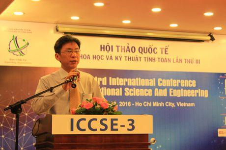 Giam doc So KH&CN TP.HCM: ICCSE-3 se la bai hoc bo ich cho cac sinh vien - Anh 2