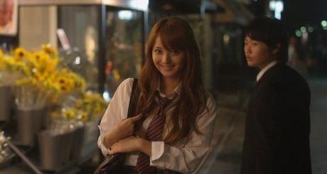 My nu Nhat Ban dong phim cung Ye Sung nhom SuJu - Anh 6