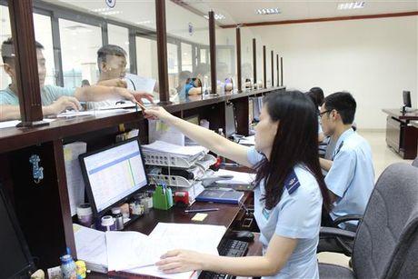 Niem yet cong khai 168 thu tuc hanh chinh ve hai quan - Anh 1