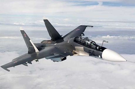 Iran can nhac kha nang mua tiem kich Su-30 cua Nga - Anh 1