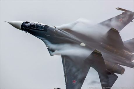 Iran can nhac kha nang mua tiem kich Su-30 cua Nga - Anh 2