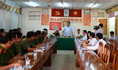 'Nang cap' luc luong canh sat hinh su dac nhiem TPHCM - Anh 1