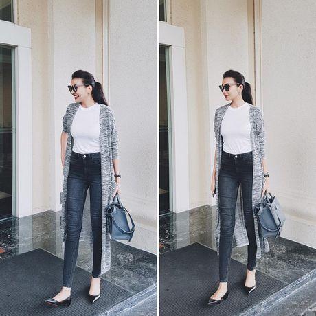 Hoang Thuy 'chat choi', Angela Phuong Trinh ho hung vai tran - Anh 8