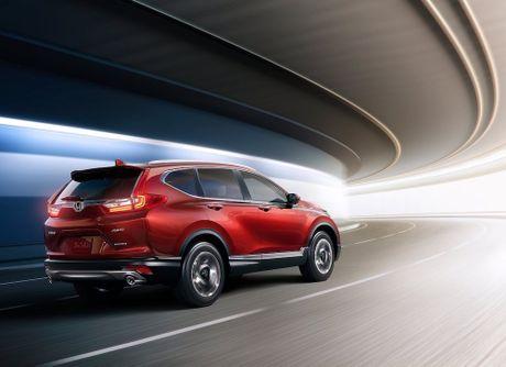 Honda CR-V 2017 'an' it xang nhat phan khuc - Anh 3
