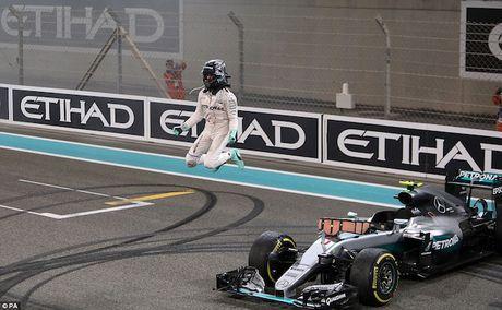 Nico Rosberg cam on bo me vi giac mo vo dich F1 - Anh 6