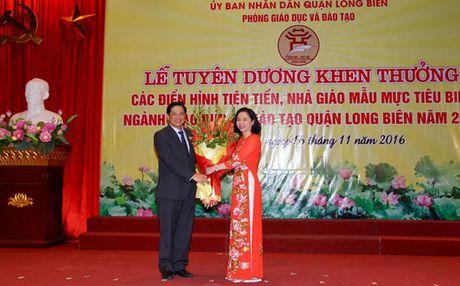 Long Bien: Nhan rong mo hinh truong hoc dien tu - Anh 1