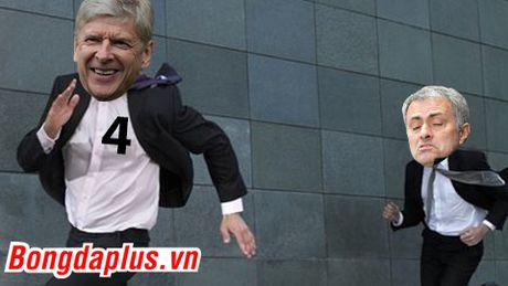 Anh che: Mourinho duoi theo top 4 trong vo vong - Anh 1