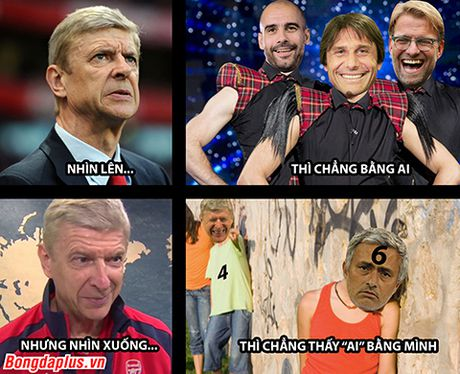 Anh che: Mourinho duoi theo top 4 trong vo vong - Anh 4