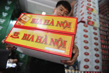 Bia Ha Noi tinh chuyen co phieu sang san HOSE - Anh 1