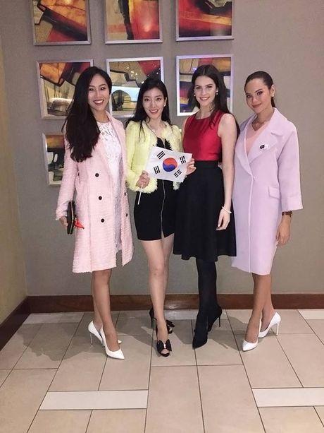 "Fan san sang giup Dieu Ngoc tai cuoc thi ""Hoa hau The gioi"" - Anh 1"