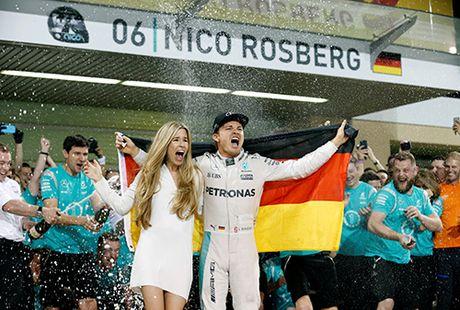 Nico Rosberg lan dau tien vo dich F1 the gioi - Anh 1