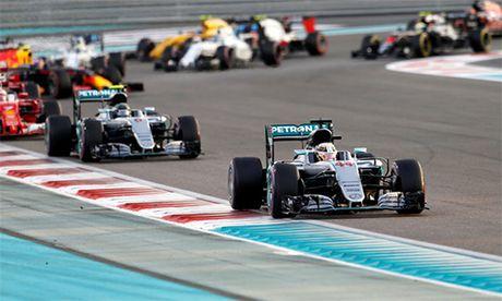 Nico Rosberg lan dau tien vo dich F1 the gioi - Anh 2