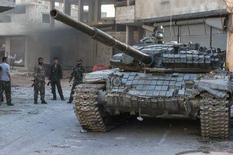 Tran Stalingrad Syria: Quan chinh phu dap tan tuyen phong thu phien quan o Aleppo - Anh 1