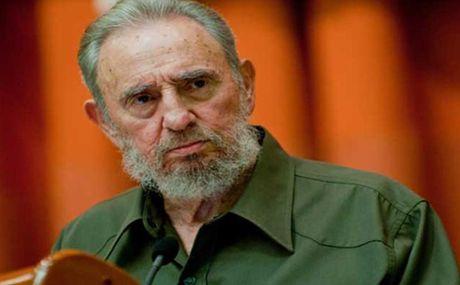 Lanh dao nhieu nuoc My Latinh coi Fidel Castro la vi nhan thoi dai - Anh 1