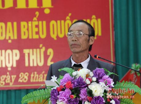 Bi thu Tinh uy Nguyen Dac Vinh tiep xuc cu tri tai Thi xa Hoang Mai - Anh 4