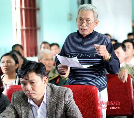 Cu tri Anh Son: Can co chinh sach ho tro xay dung thuong hieu san pham dia phuong - Anh 3