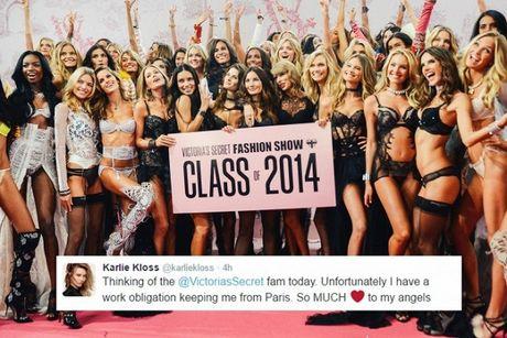 Karlie Kloss khien fan Victoria's Secret soc vi thong tin nay cua minh! - Anh 1